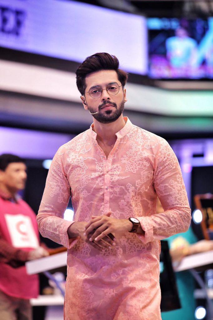 actor fahad mustafa
