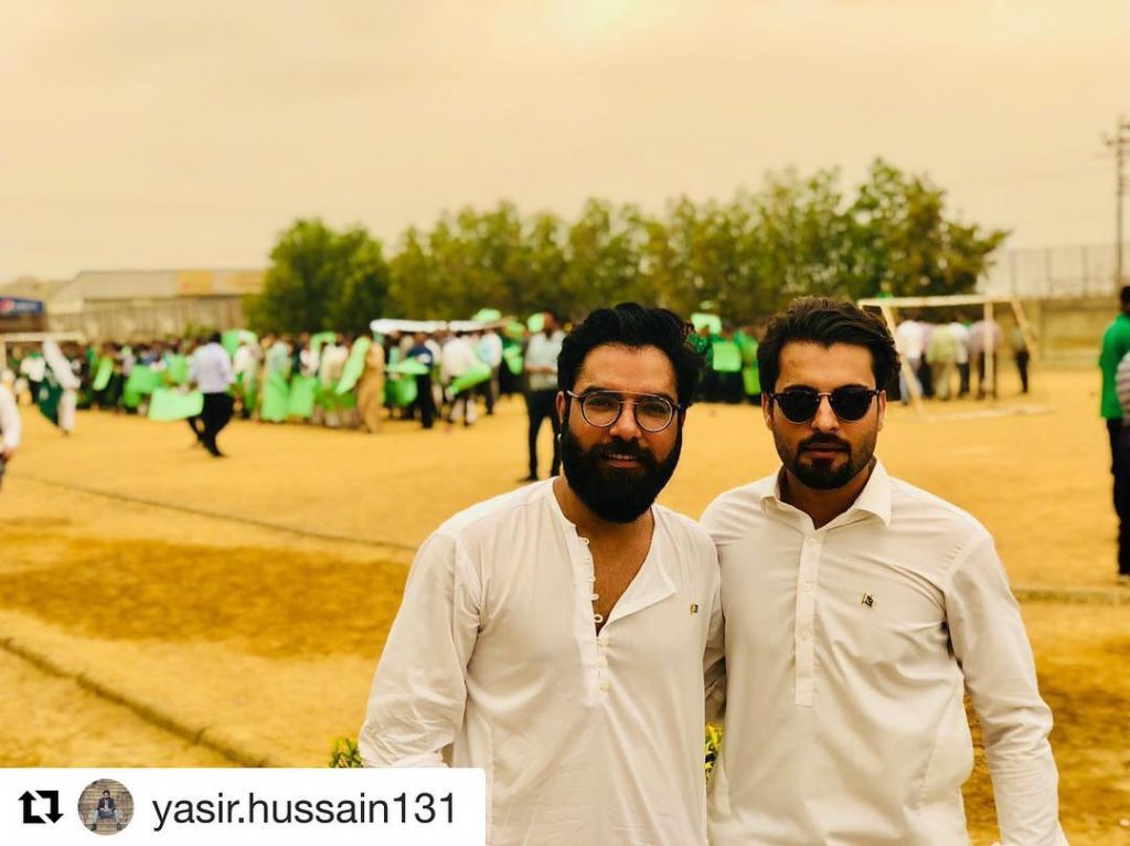 Are Asad Siddiqui and Yasir Hussain Brothers? 10 Event