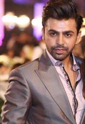 Singer Drama Actor Farhan Saeed