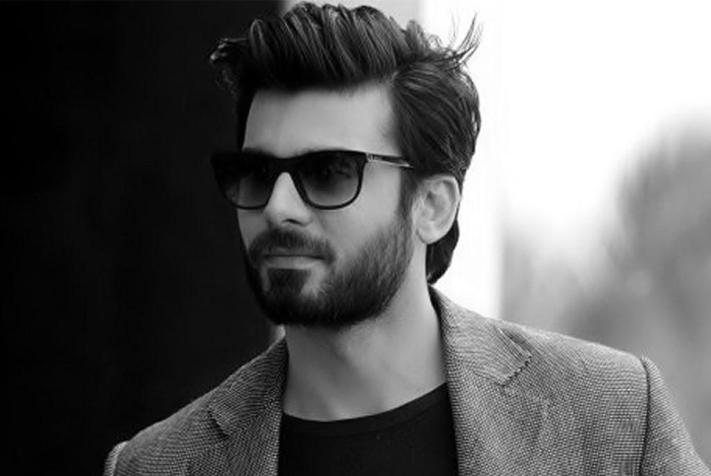 fawad khan beard styles
