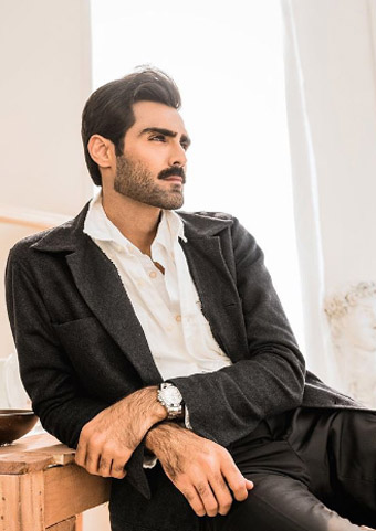 Pakistani Male Models 6 Hasnain Lehri 3