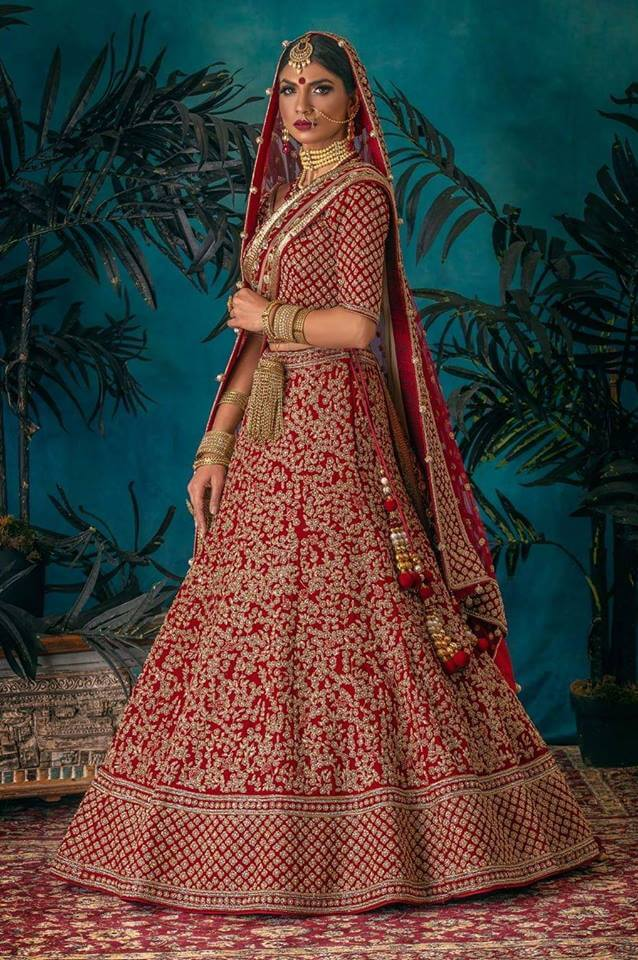 pakistani bridal models