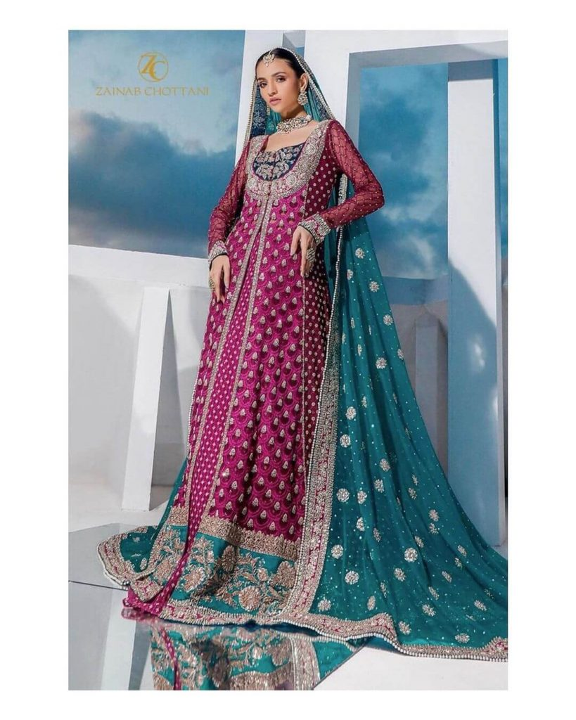 zainab chottani models