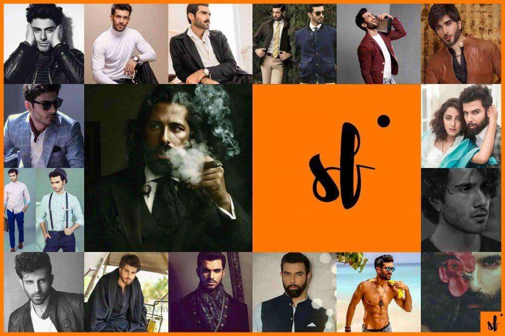 List of Pakistani Male Models