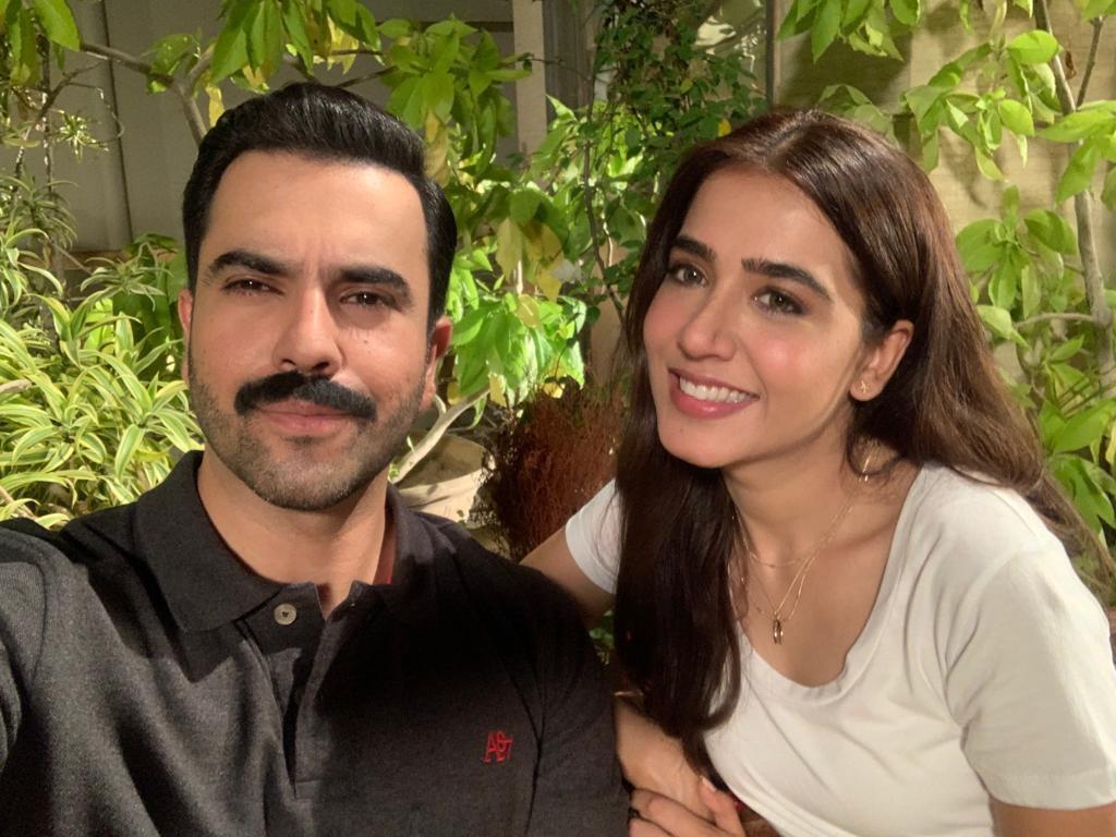 List of upcoming Pakistani Movies 9 Mansha and Junaid on the st of kahe dil jidhar