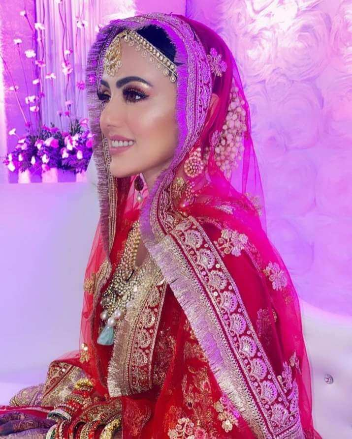 Sana Khan wedding