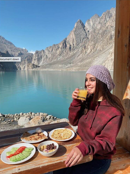 Pakistani celebrity winter outfits