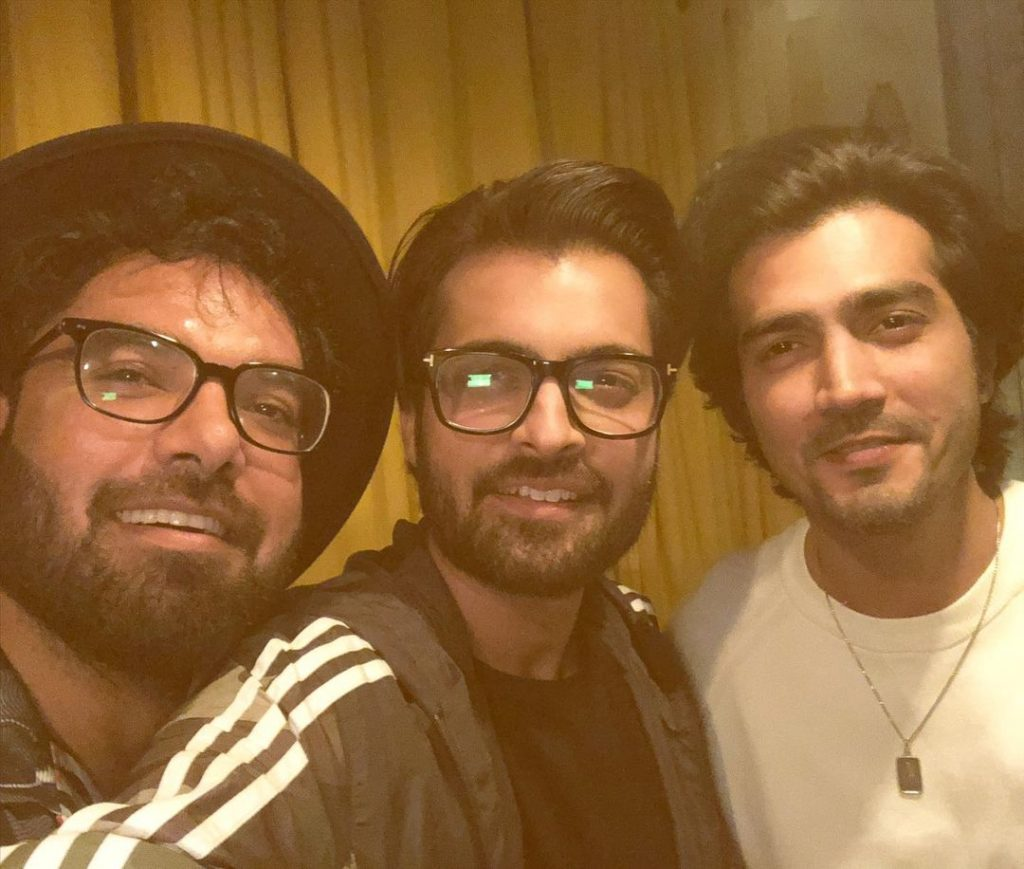 Are Asad Siddiqui and Yasir Hussain Brothers? 8 Yasir bdy