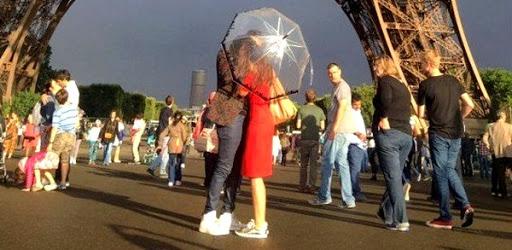 Farhan Proposed Urwa in Paris