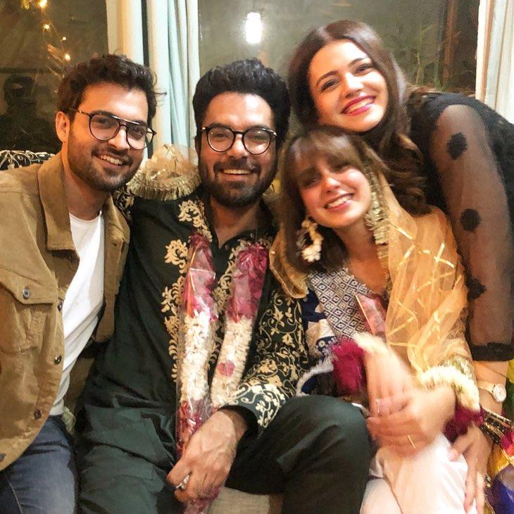 Are Asad Siddiqui and Yasir Hussain Brothers? 9 yasir wedding