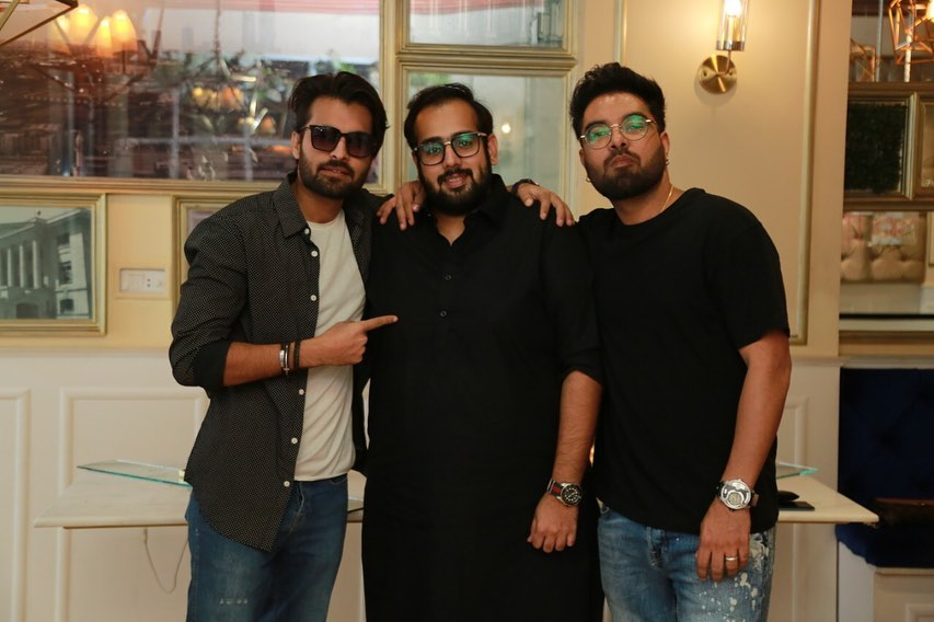 Are Asad Siddiqui and Yasir Hussain Brothers? 6 yasirrrrr