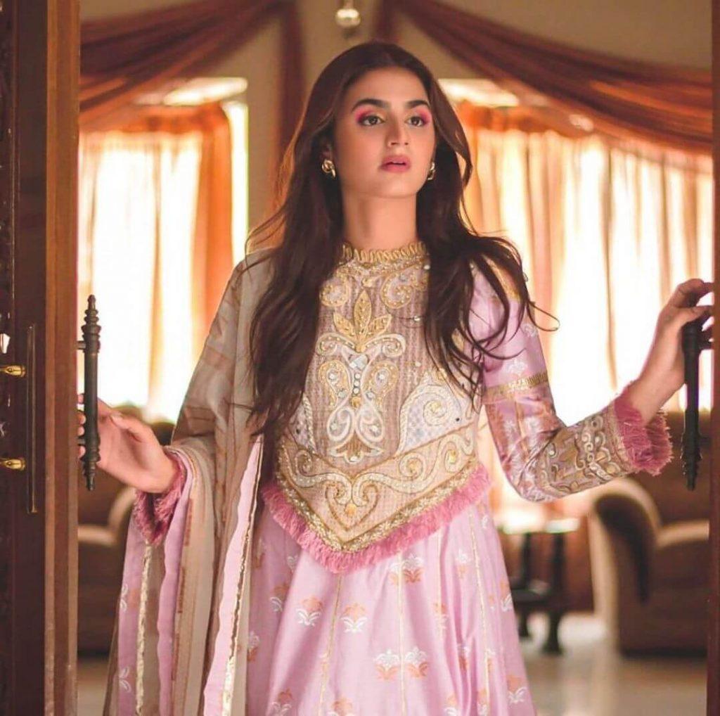 Youn To hai Pyar Bohat drama cast Hira Mani