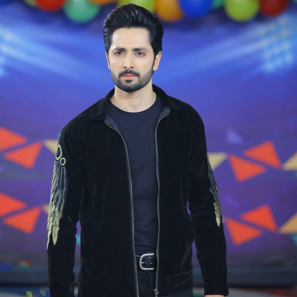 Danish Taimoor winter outfits