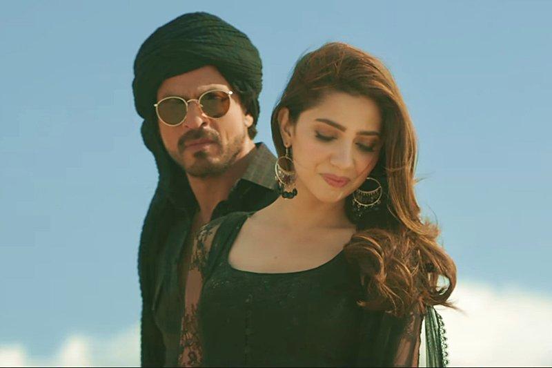 Bollywood Cast - Talented Pakistani Actors in India 127 1316287 shahrukhkhanandmahirakhan 1486141397