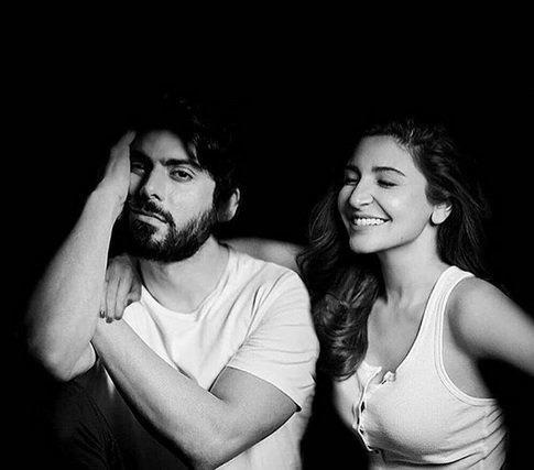 Bollywood Cast - Talented Pakistani Actors in India 108 1478853840 fawad khan and anushka sharma still photoshoot shows indian wants him back