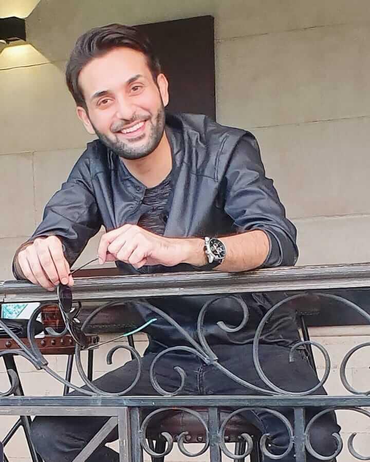 Winter outfits Pakistani Celebrities Affan Waheed