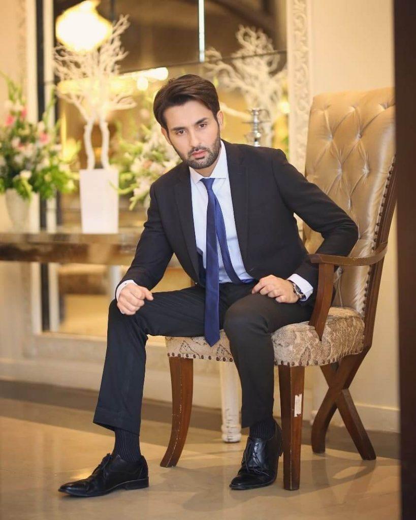 Youn To hai Pyar Bohat drama cast Affan Waheed
