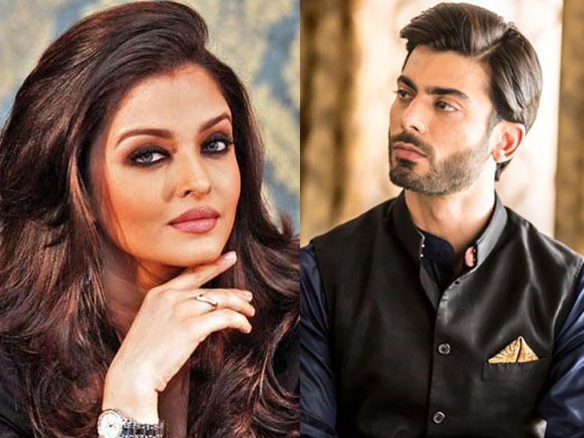 Bollywood Cast - Talented Pakistani Actors in India 110 AISHWARYARAI FAWAD BOLLYWOODDHAMAKA