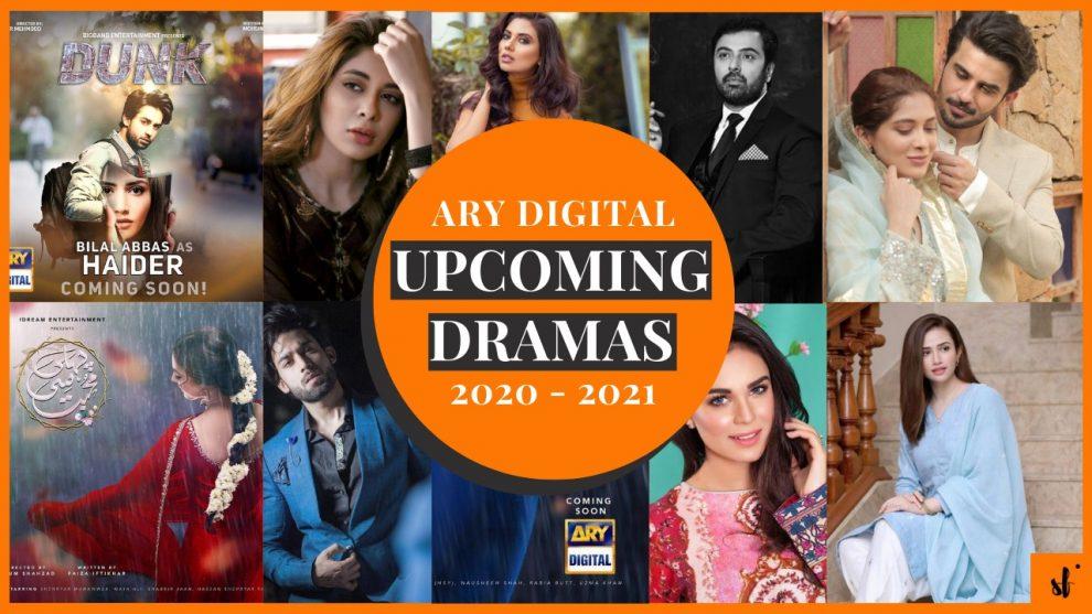 ary digital upcoming dramas 2020