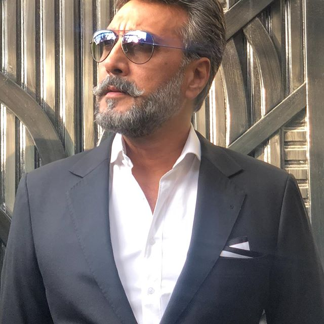 Bollywood Cast - Talented Pakistani Actors in India 8 Adnan Siddiqui beard