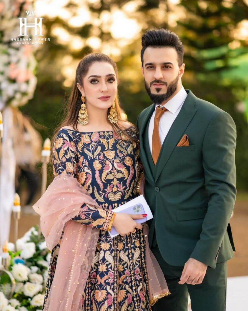 Pakistani Celebrities on Aima Baig sister Wedding
