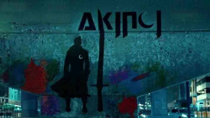 Akinci aka Raider turkish drama serial