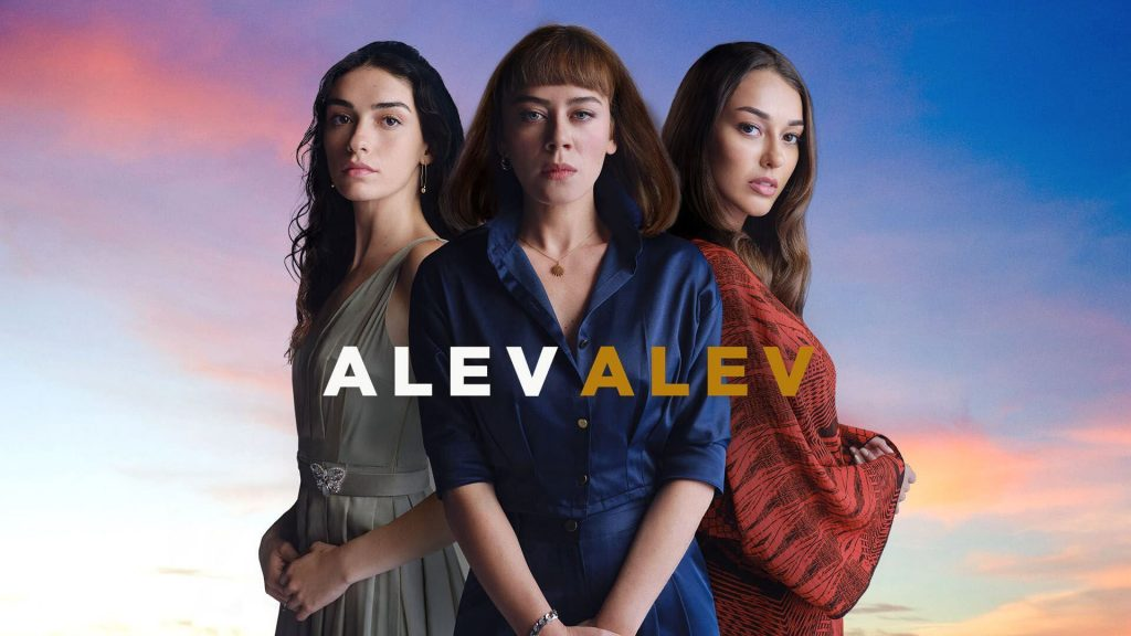 Alev Alev aka Flame turkish drama series