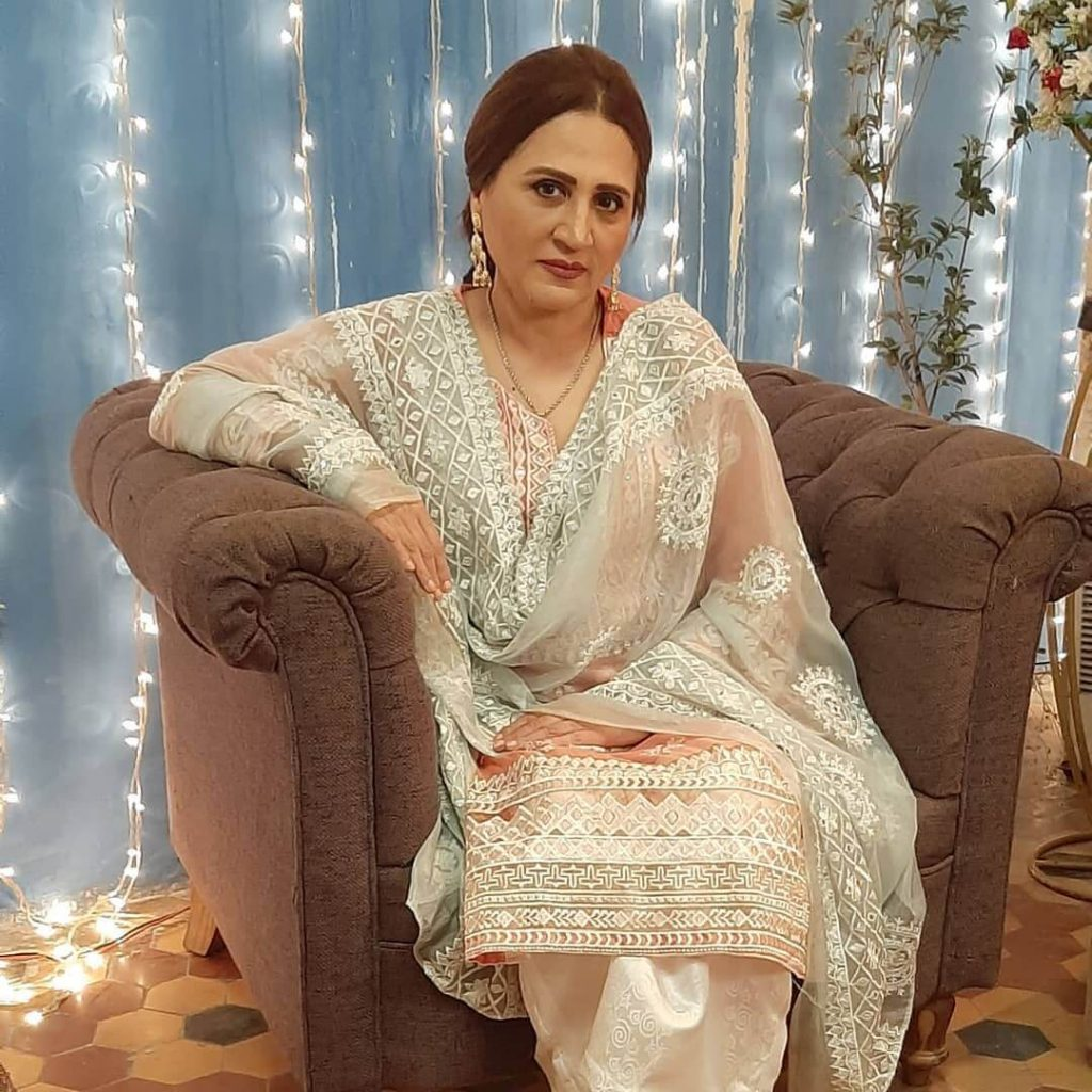 Asma Abbas Khuda aur Mohabbat season 3 Cast