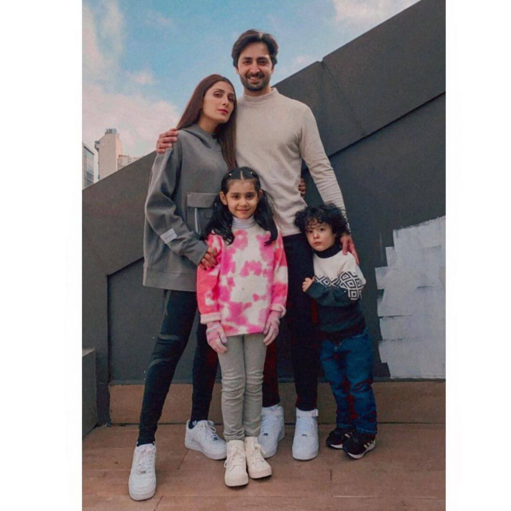 Danish taimoor and Ayeza Khan latest trip to turkey