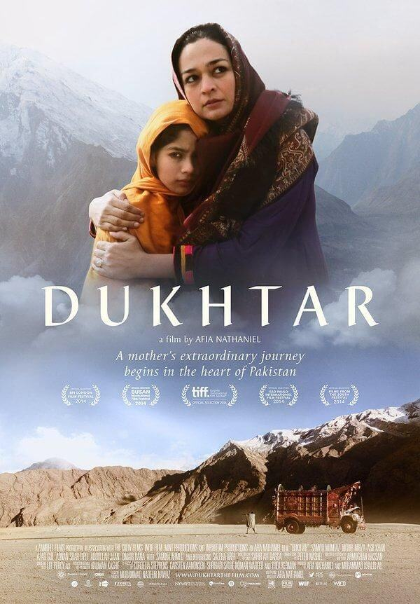Pakistani Movie Dukhtar on Netflix