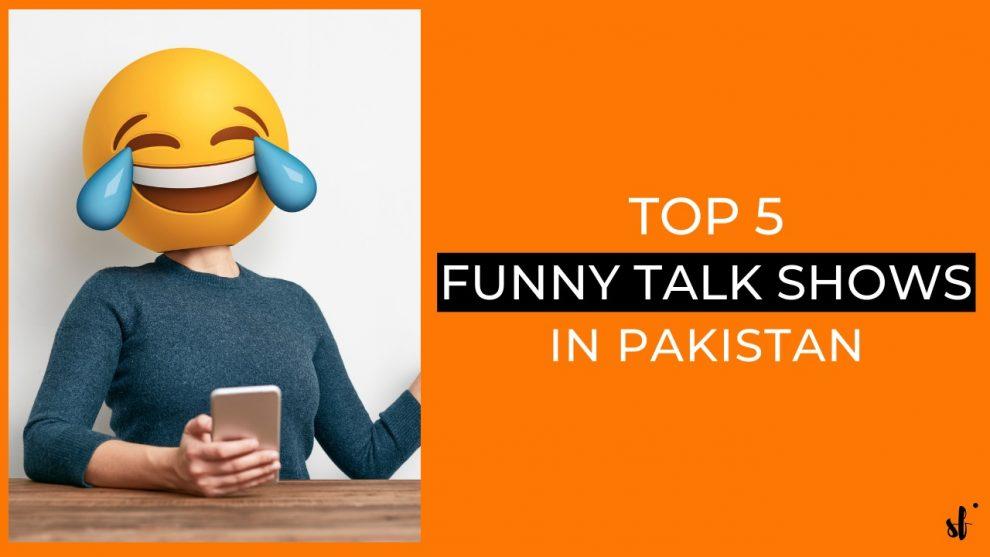 Funny Talk shows in Pakistan