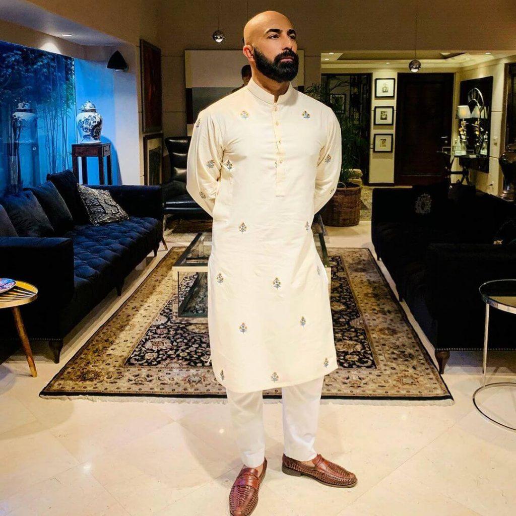 Pehli se Mohabbat Cast Hassan Sheheryar Yasin HSY
