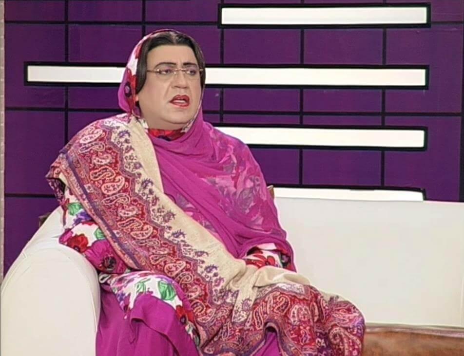 Comedy Talk Show Hasb-e-Haal