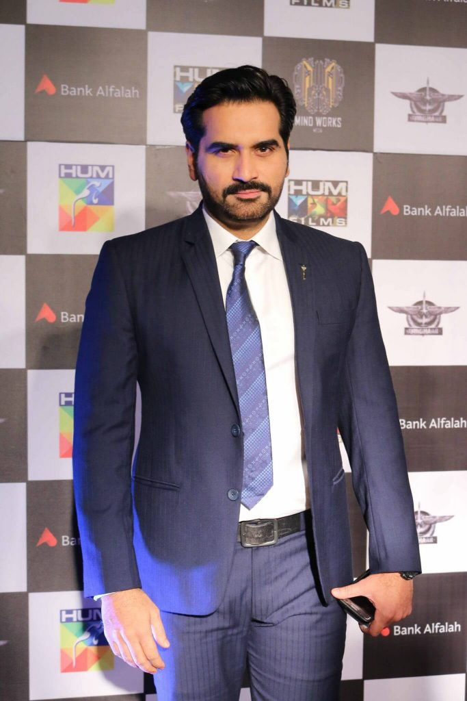 Bollywood Cast - Talented Pakistani Actors in India 201 Humayun Saeed at Trailer Launch Press Conference of Biggest Pakistani Movie Yalghaar