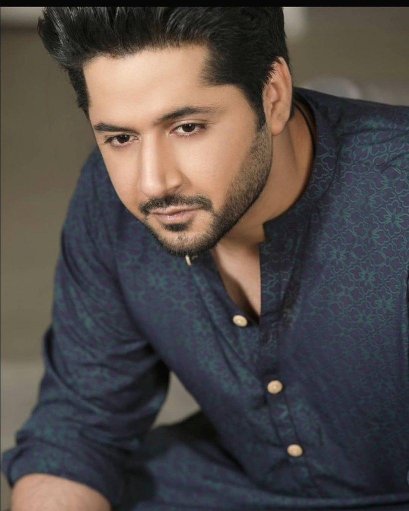 Raqs e Bismil Cast Imran Ashraf