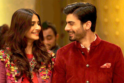 Pakistani actors in Bollywood movies Fawad Khan