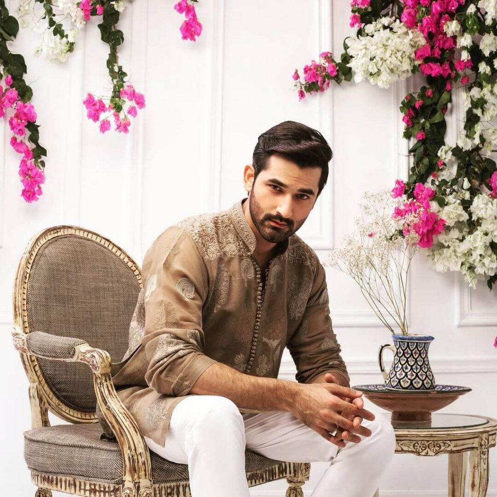 Mirza Zain Baig Khuda aur Mohabbat season 3 Cast