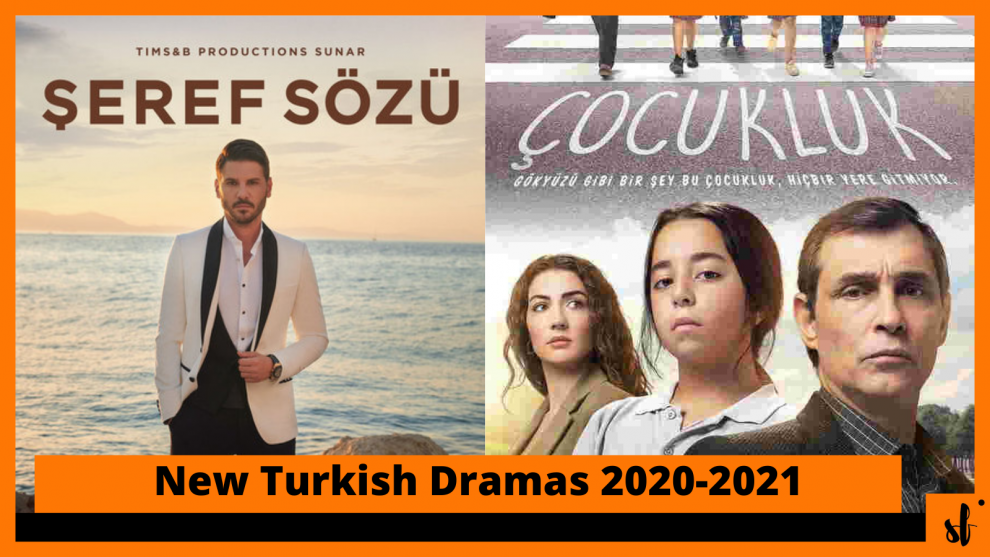New turkish dramas