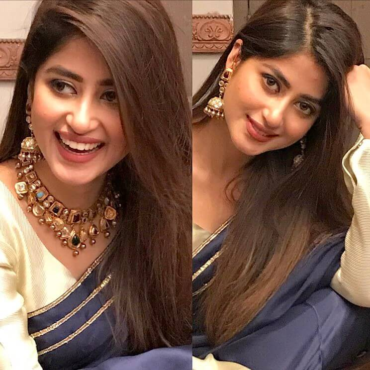 Sajal Aly in Saree