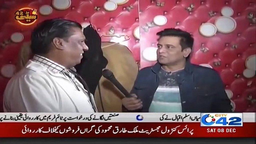 Sajjad Jani talk show Seeti  24