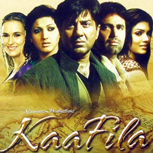 Bollywood Cast - Talented Pakistani Actors in India 188 Sana Fakhar in Bollywood Movie Kaafila