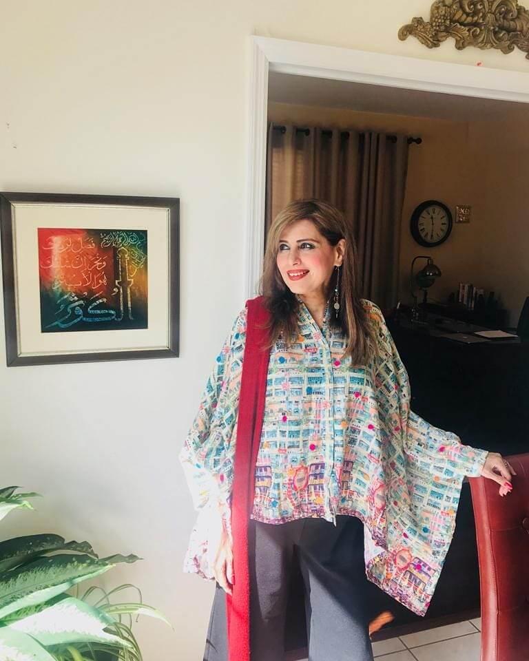 Seemi Pasha Khuda aur Mohabbat season 3 Cast