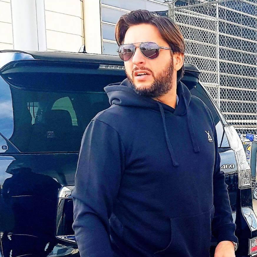 Shahid Afridi pakistani celebrities side business