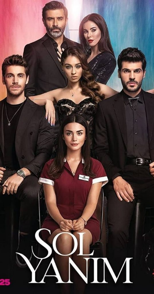 Sol yanim aka my left side turkish drama