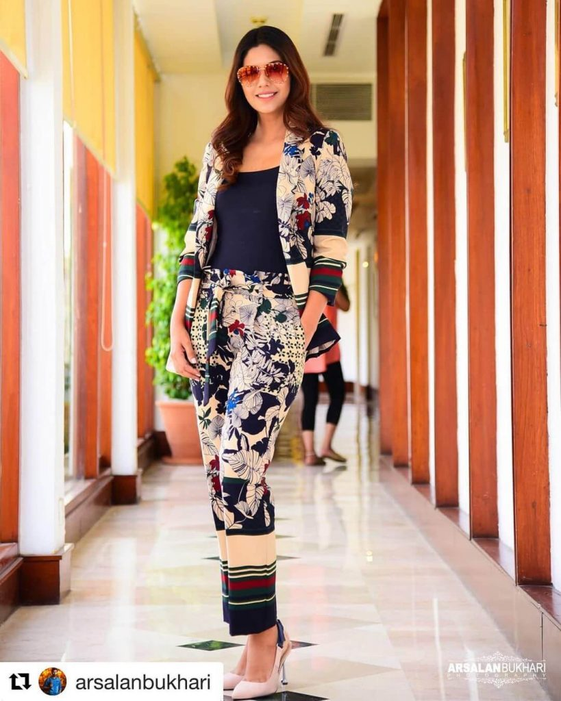 Sunita Marshall Pakistani celebrities side business