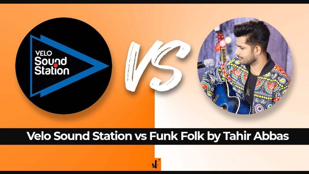 Velo Sound Station VS Funk Folk