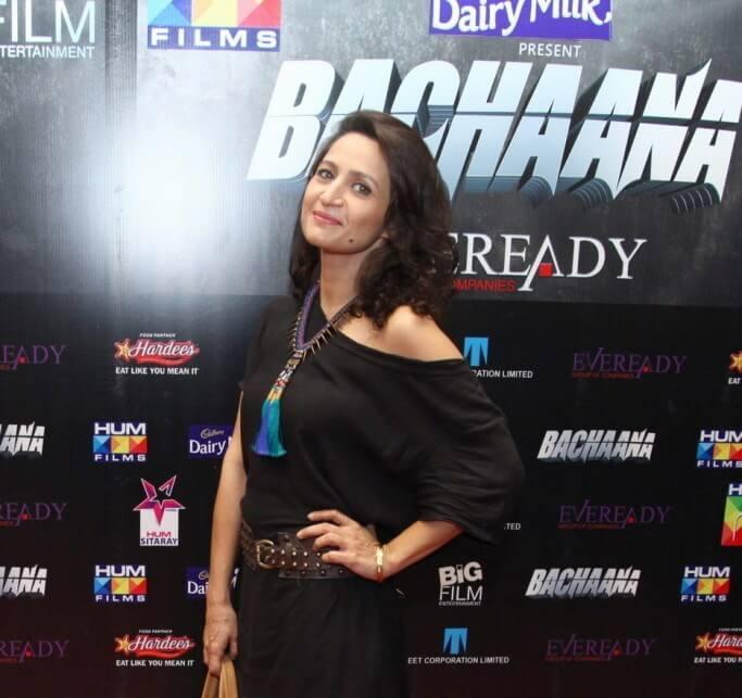 Raaz e Ulfat Cast Tara Mehmood
