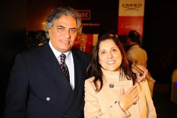 Usman Peerzada and Samina Peerzada Side business