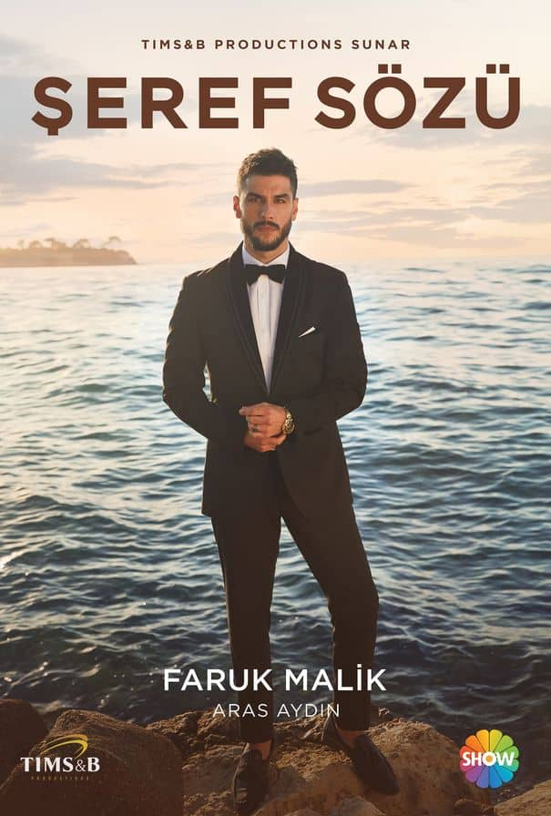 Şeref Sözü aka word of honor turkish drama
