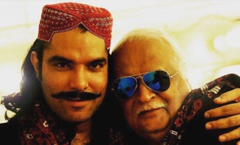 Anwar Maqsood Talk show with yasir hussain
